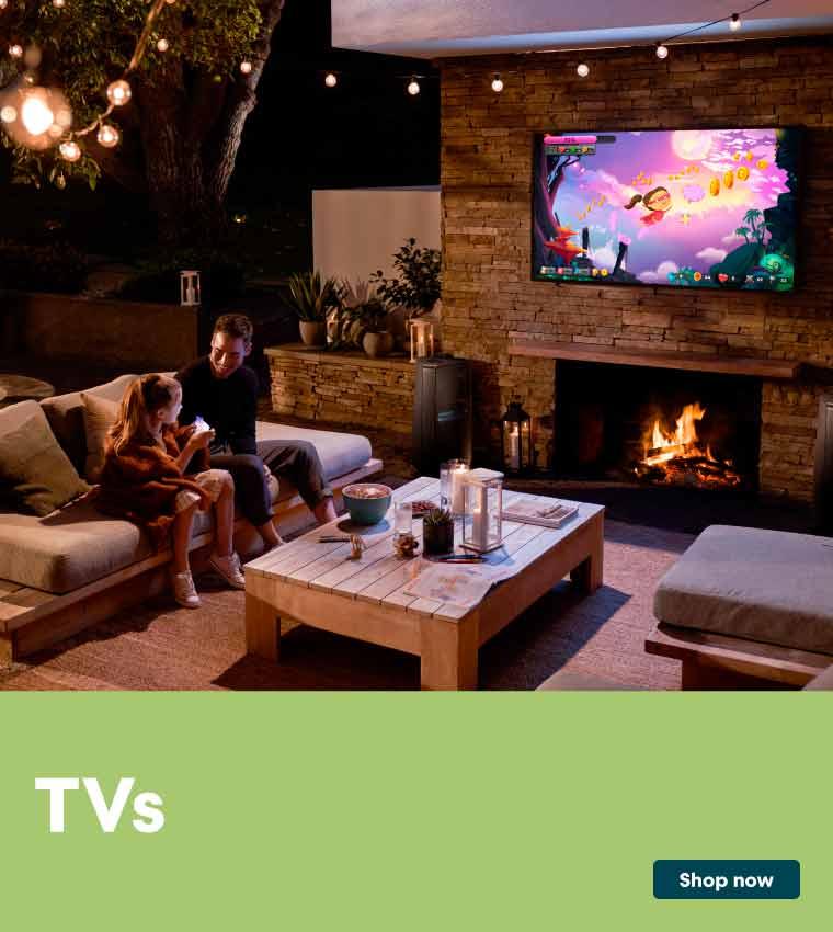 Shop our television range