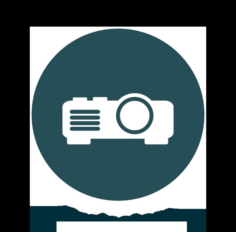 Projectors icon