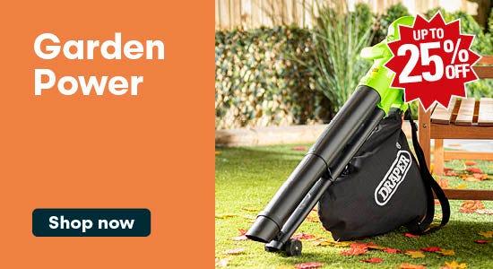 Garden Power Tools