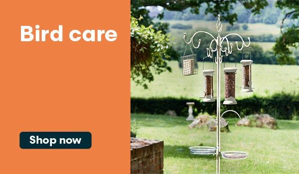 Shop Bird Care Now