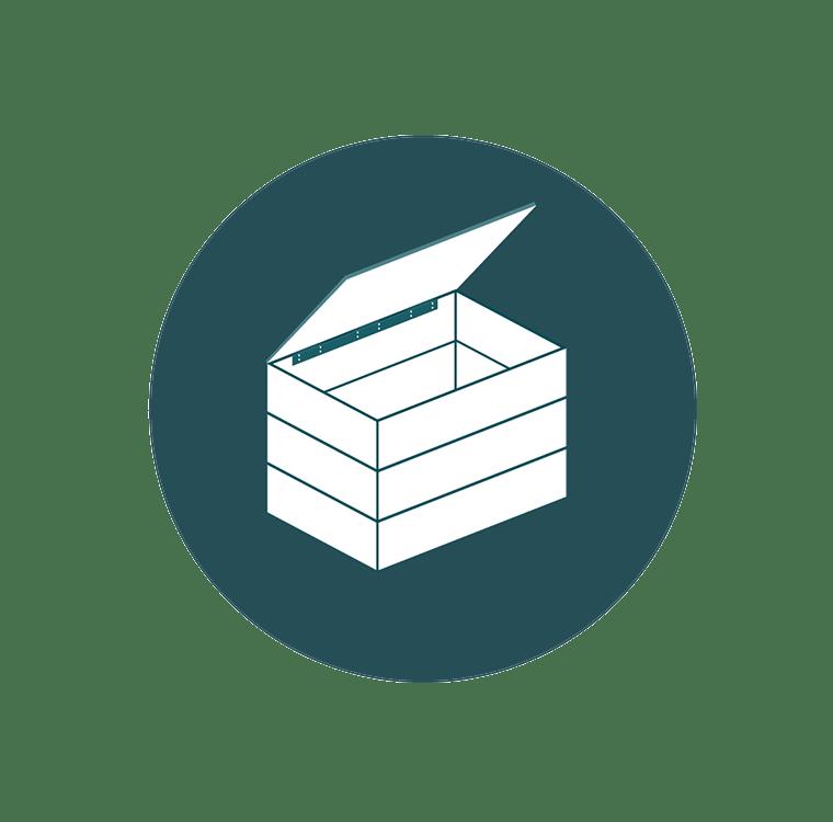 Garden Storage icon