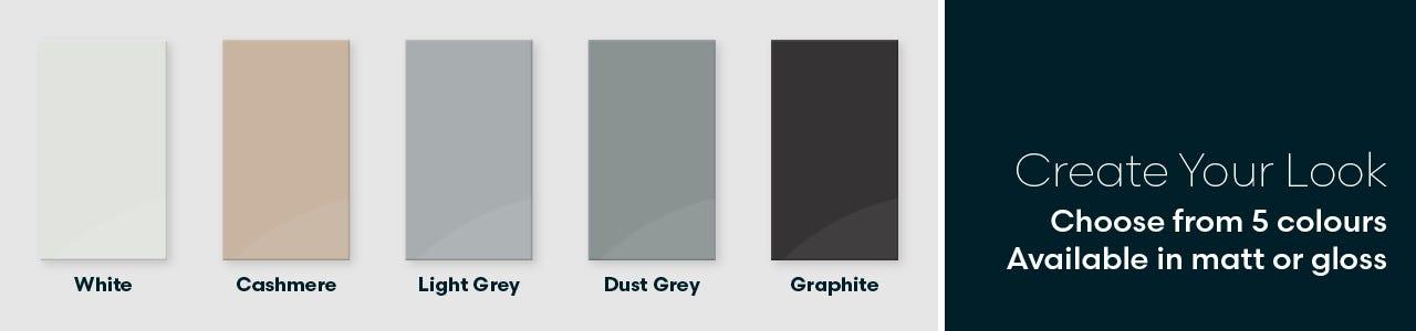 Create Your Look - Colour Range