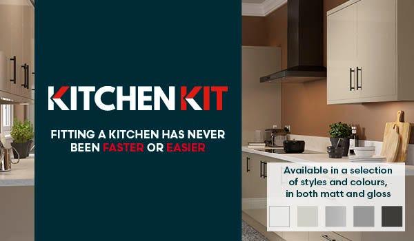 Kitchenkit - Fit Your Kitchen