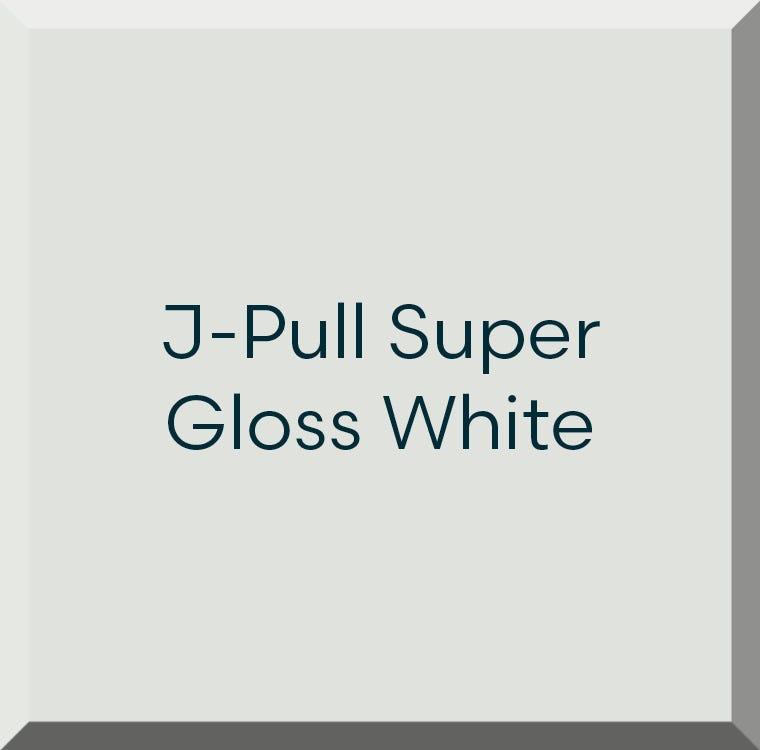 J Pull Super Gloss White