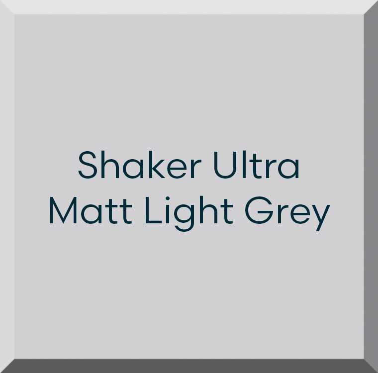 Shaker Ultra Matt Light Grey
