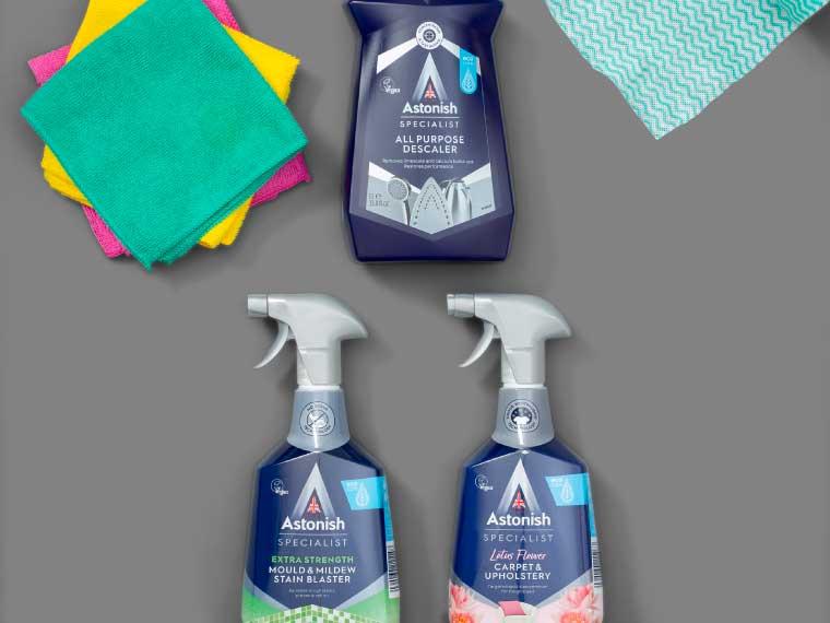 Cleaning Mega Deals - astonish