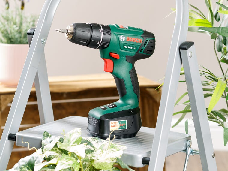 DIY & Security Deals - bosch drill