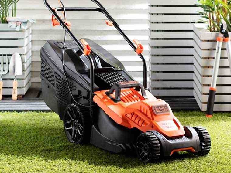 Garden Mega Deals - lawnmower