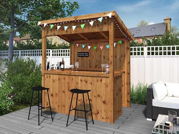 Garden Buildings - mercia bar