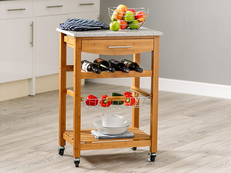 Kitchenware Mega Deals trolley