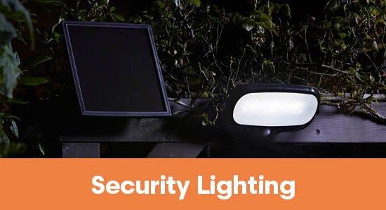 Smart & Security Lighting