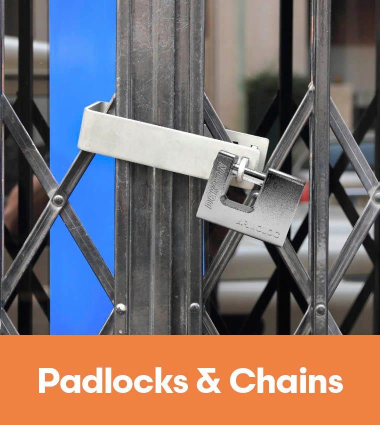 Padlocks & Chains