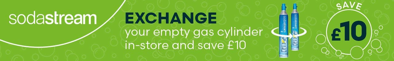 Store Gas Cylinder Exchanges