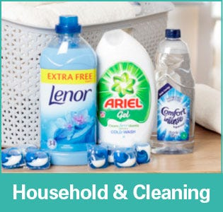 Cleaning products to take to uni
