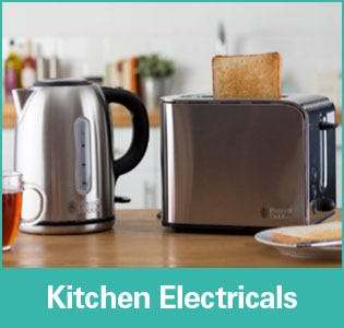 Toasters and kettles to take to uni