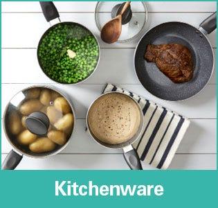 Kitchenware to take to university