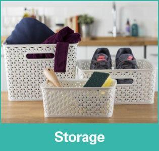 Storage essentials to take to uni
