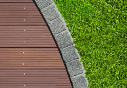 How to install your decking