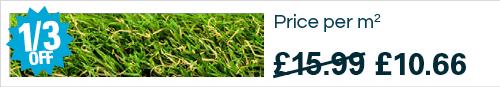 Belair artificial grass offer