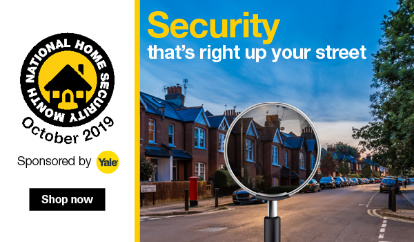 National Home Security Month Yale
