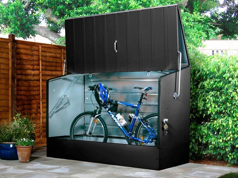 Bike Outdoor Security