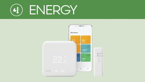 Smart energy for your smart home