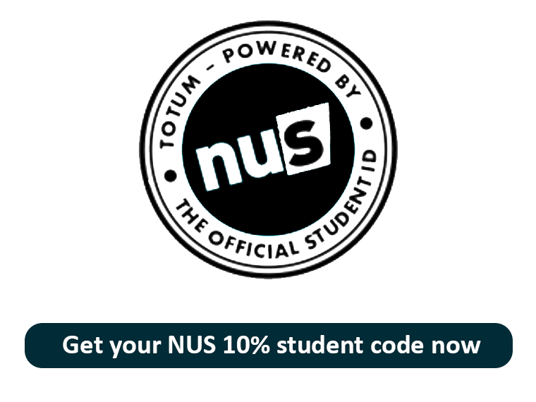 NUS 10% code