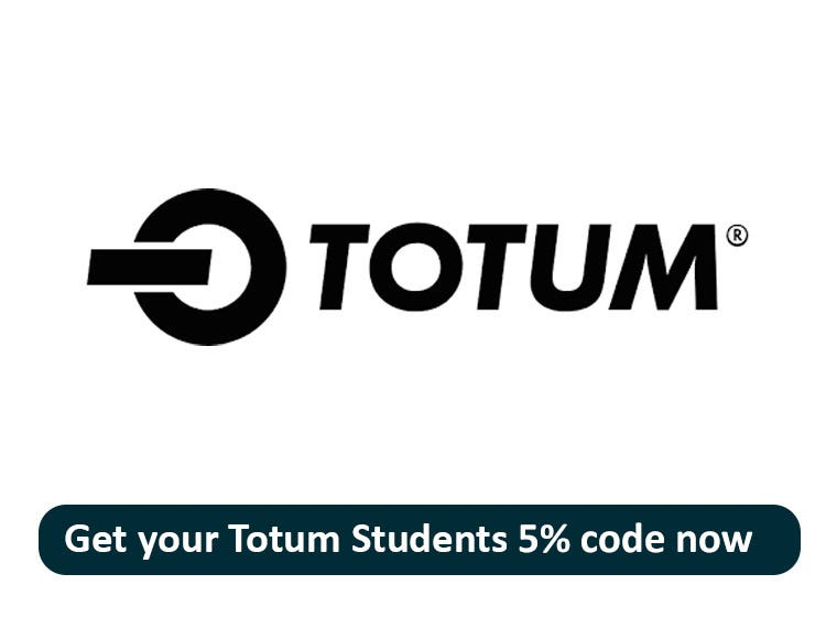 Totum 5% code
